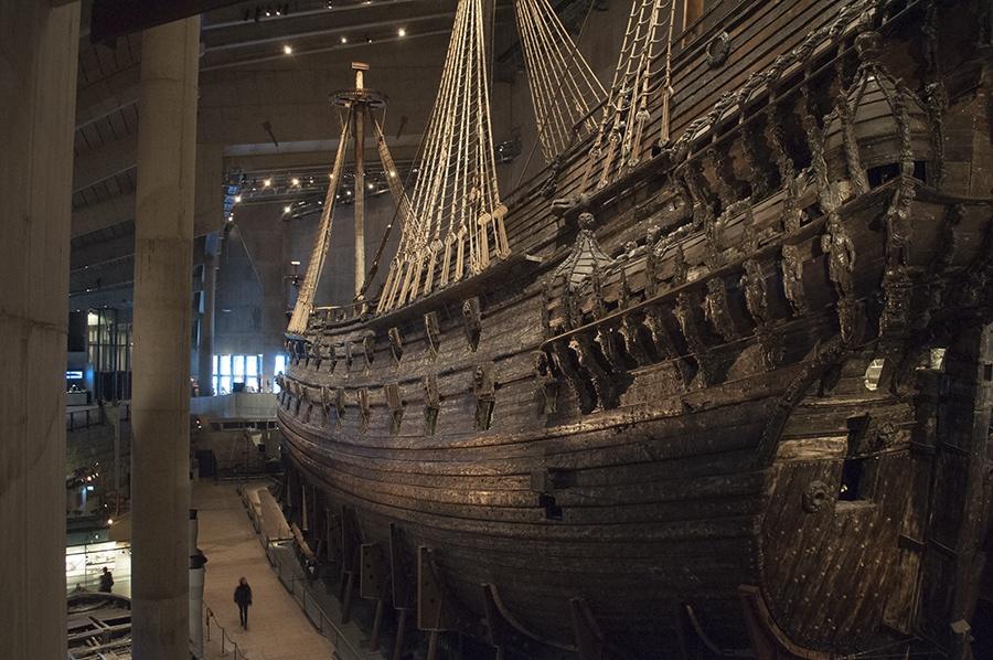 VDA Telšių fakulteto studentai ir dėstytojai lankėsi Vasa muziejuje
